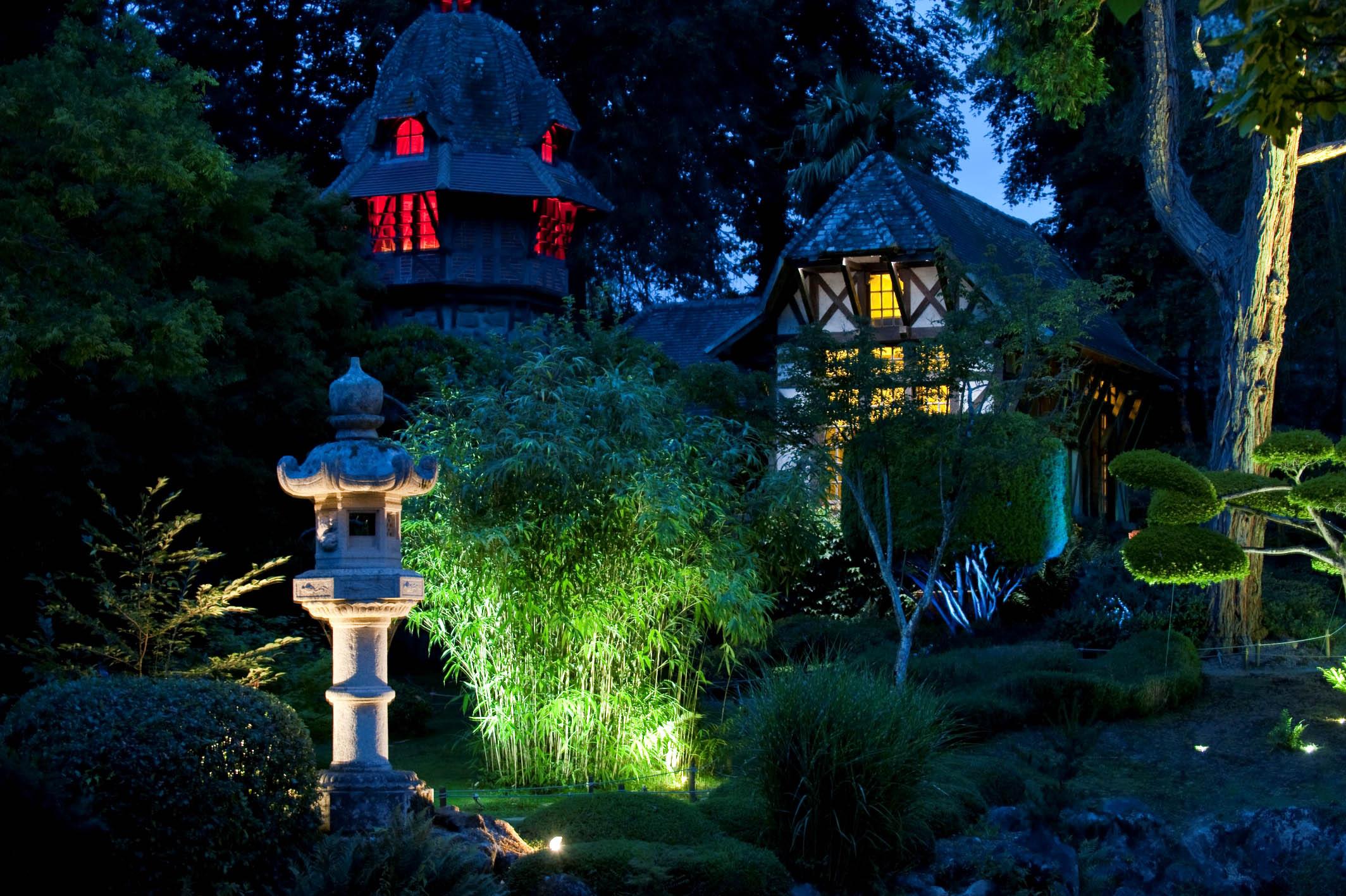 Parc oriental de maul vrier parcs et jardins maulevrier 49360 for Jardin japonais angers