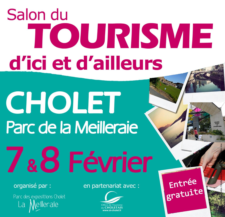 Salon du tourisme d 39 ici et d 39 ailleurs office de tourisme for Salon e tourisme