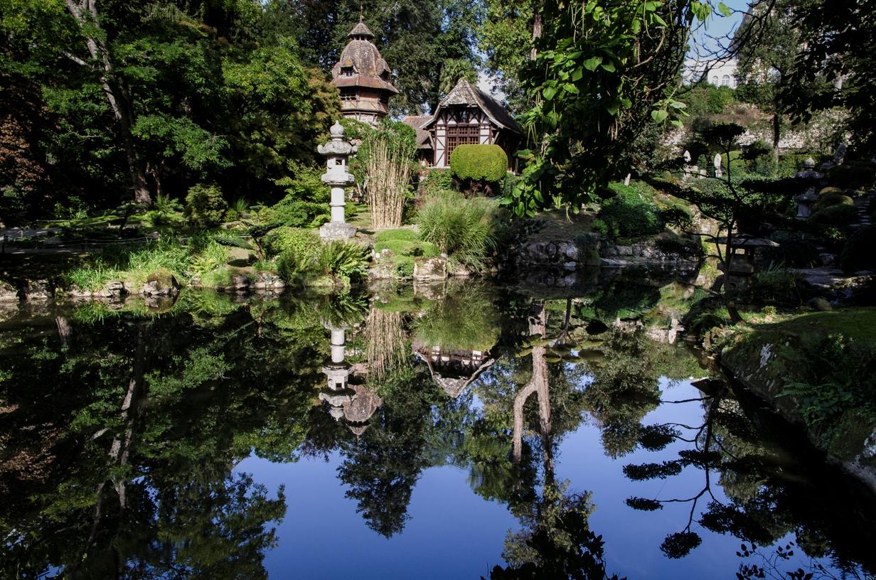 Parc oriental de maul vrier parcs et jardins for Le jardin oriental de maulevrier