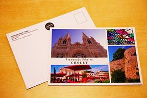 Des souvenirs dans les boîtes aux lettres !