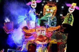 Cholet, la festive de nuit