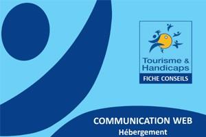Tourisme et Handicap : la communication web