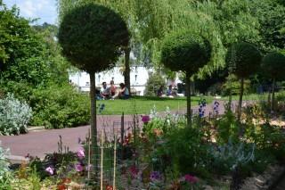 Cholet Ville Fleurie 4 fleurs