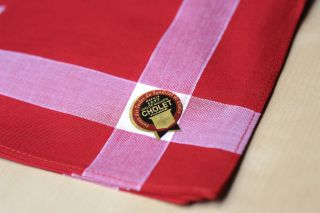 The Cholet Handkerchief
