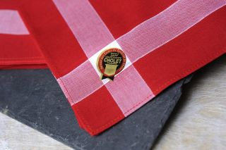 The Cholet Handkerchief