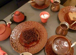 Salones de té, vinacotecas