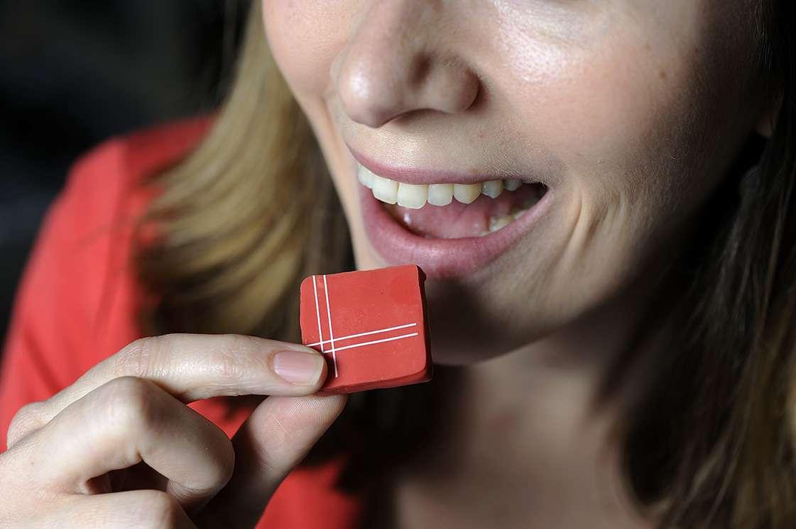Cholet tourisme animations estivales agenda mouchoir rouge de cholet chocolat artisan passionné