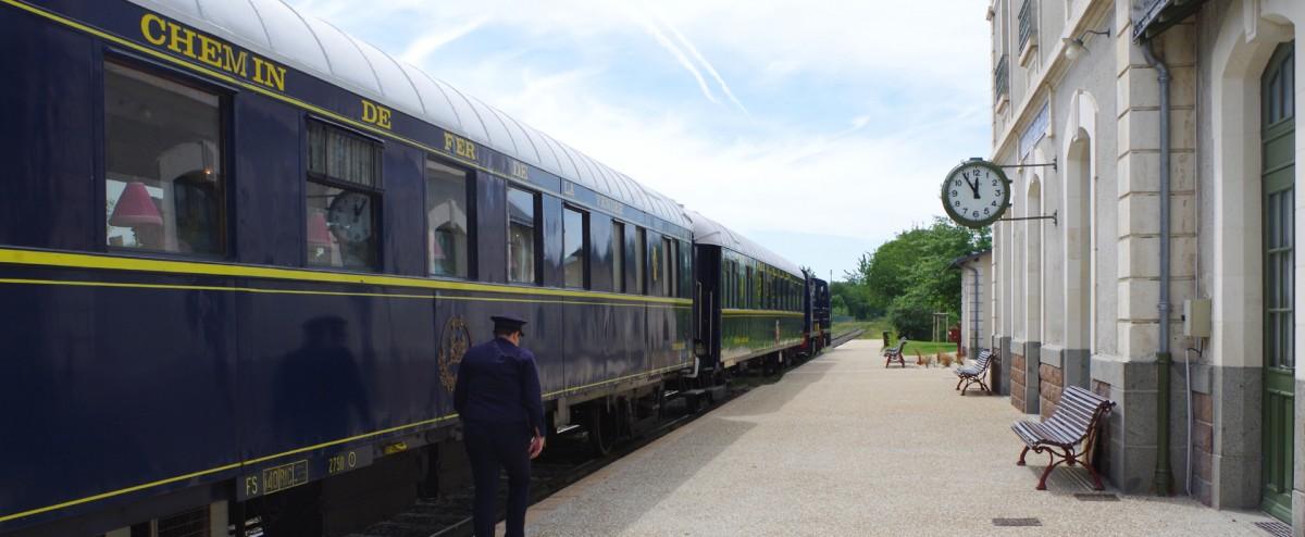 Cholet tourisme chemin de fer de vendee mortagne sur sevre