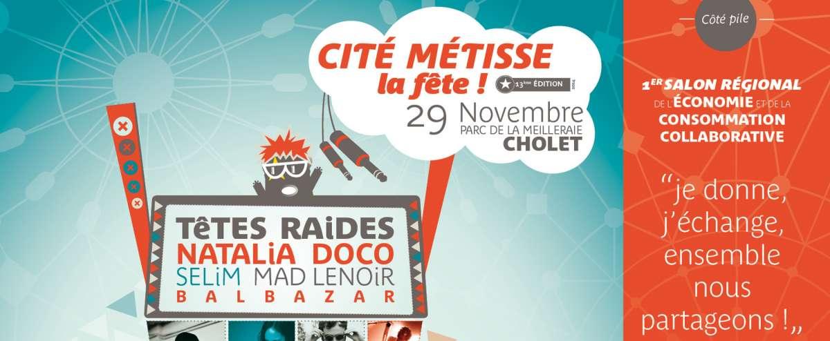 Cité Métisse à Cholet