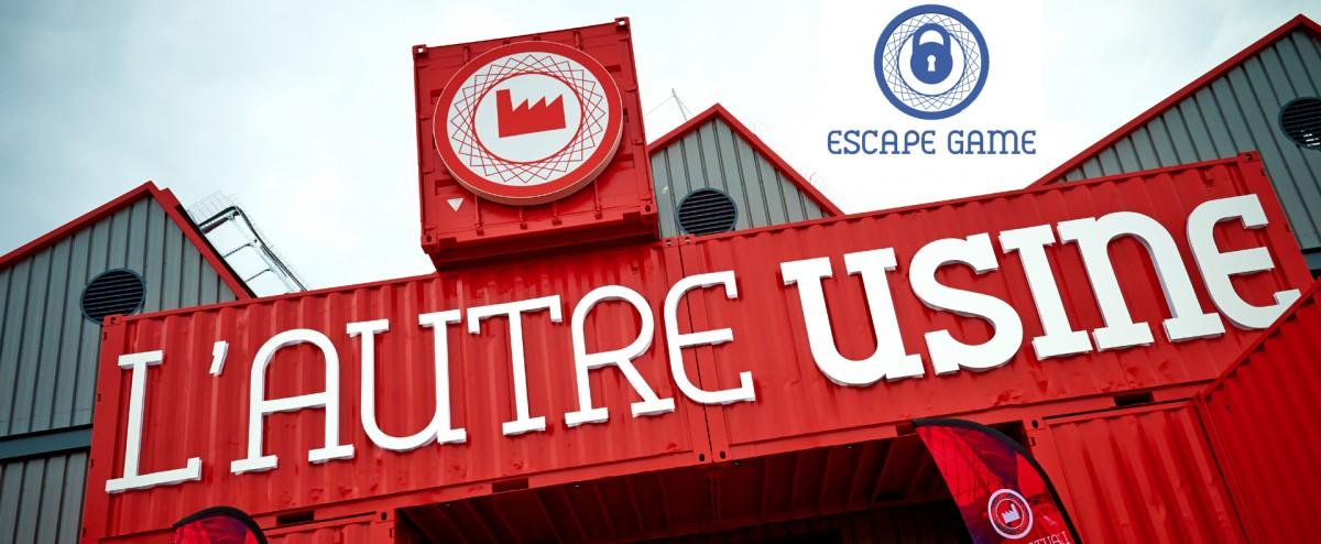 Cholet tourisme escape game nouveau autre usine sports loisirs indoor