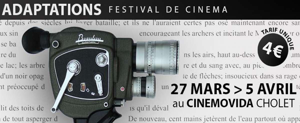Festival de cinéma Adaptations