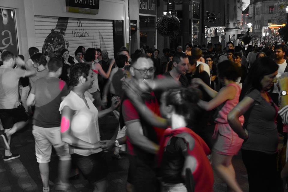 Cholet tourisme fête de la musique centre ville 21 juin