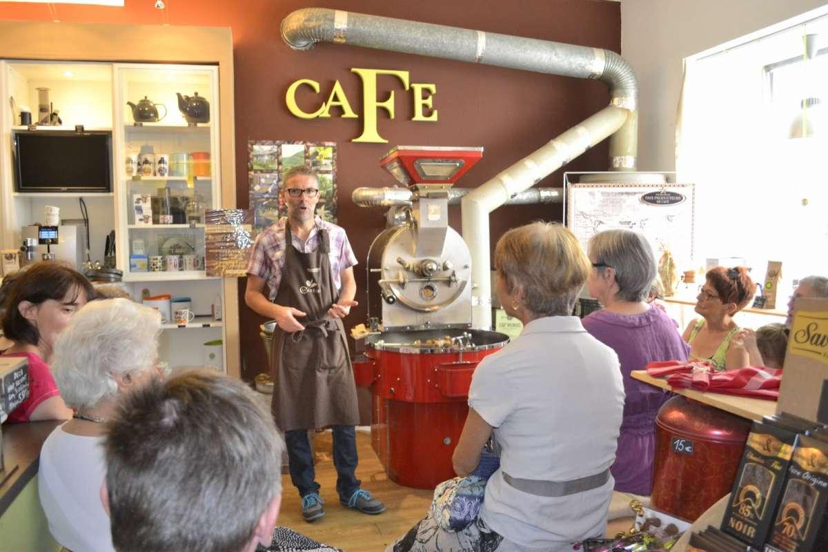 Cholet tourisme animations estivales agenda caféier bio naturel