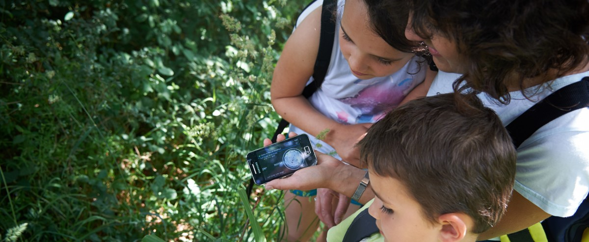 Cholet tourisme geocaching chasse aux tr�sors gps smartphone cache