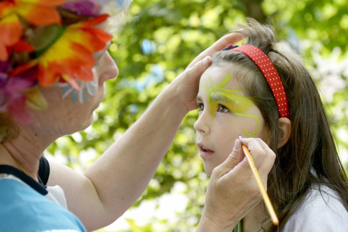 Cholet tourisme les enfantillages spectacles concerts enfants parc de moine