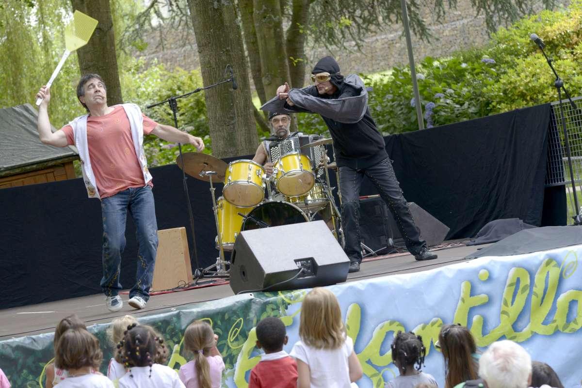 Cholet tourisme animations les enfantillages spectacles gratuits concerts plein air