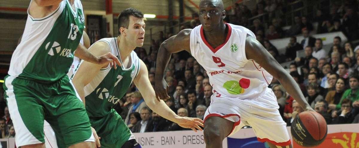 Match Cholet Basket