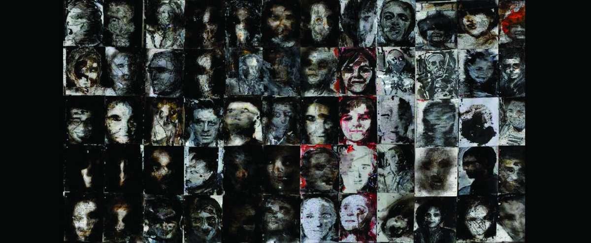 Mathématique du feu et 11 000 portraits