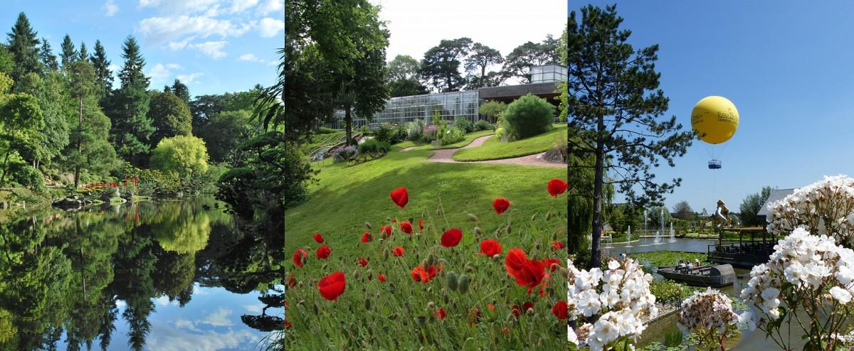 Offre spéciale 3 jardins