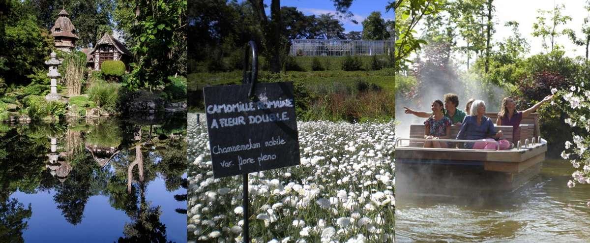 Offre Spéciale 3 Jardins en Anjou