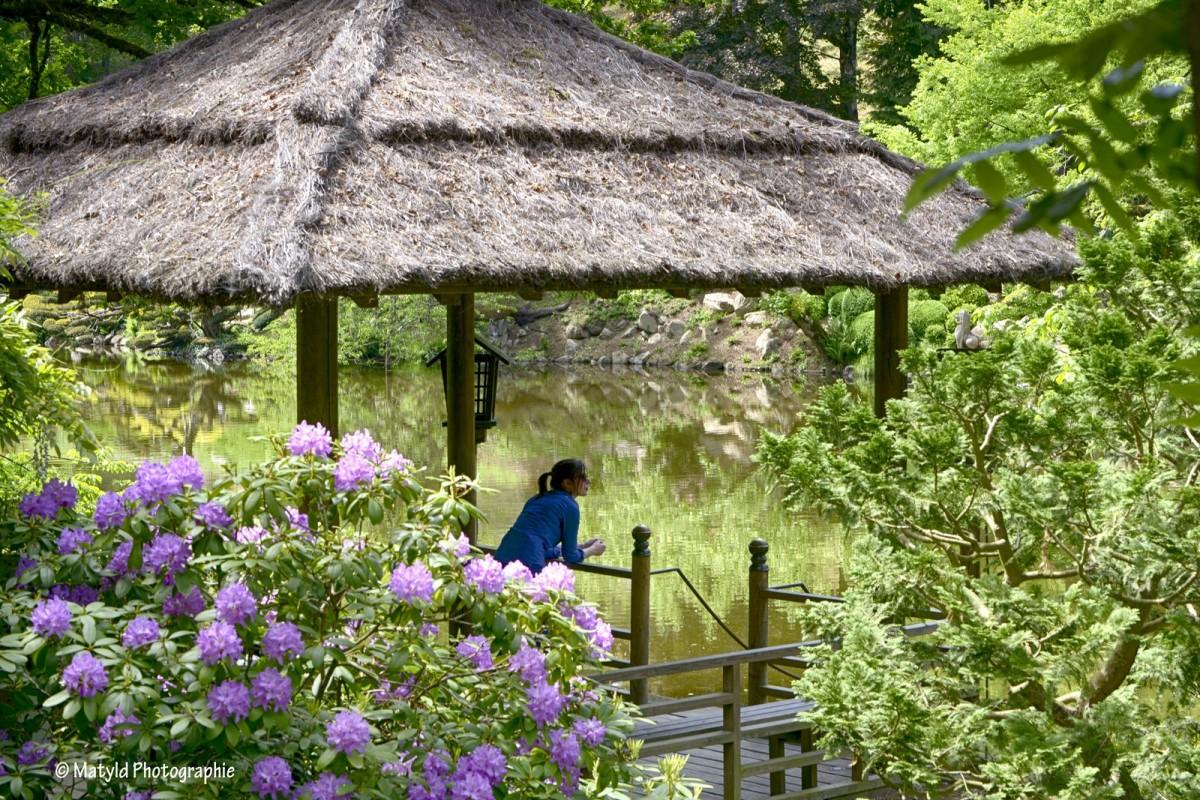 Cholet tourisme parc oriental