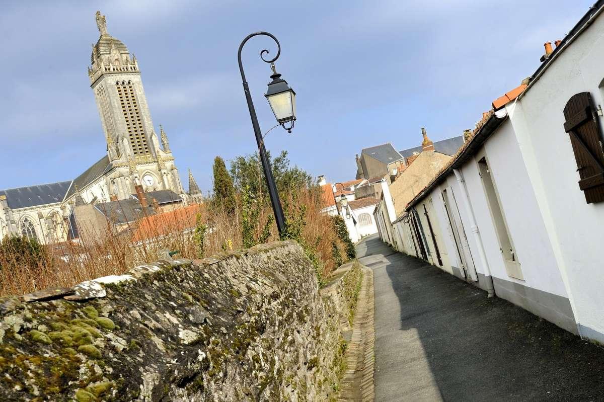 Cholet tourisme animations estivales agenda promenade urbaine itinéraire bis