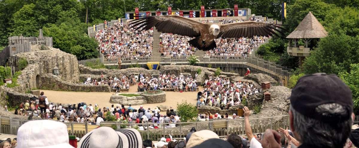 Cholet tourisme puy du fou �pesses �lu meilleur parc � th�me du monde