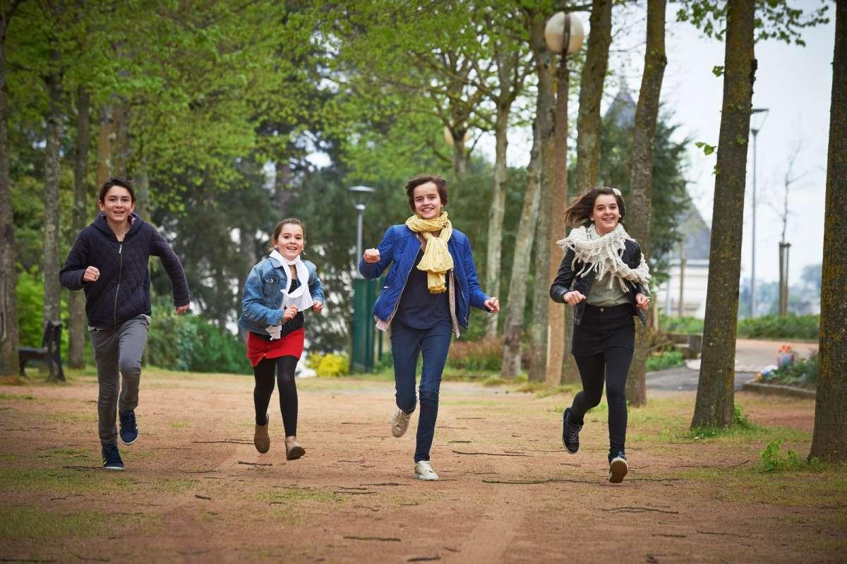 Cholet tourisme animations estivales agenda retour vers le futur enfants