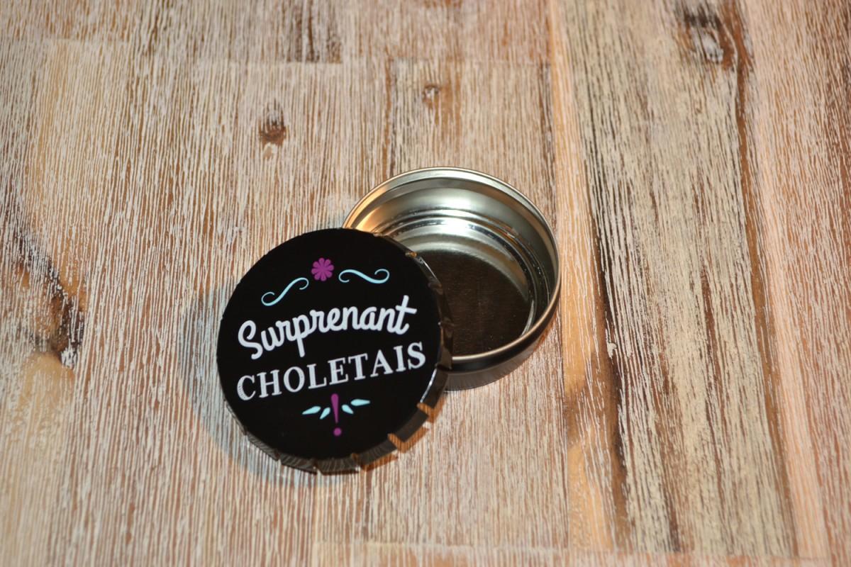 Cholet tourisme mug surprenant choletais articles produits boutique crayon carnet