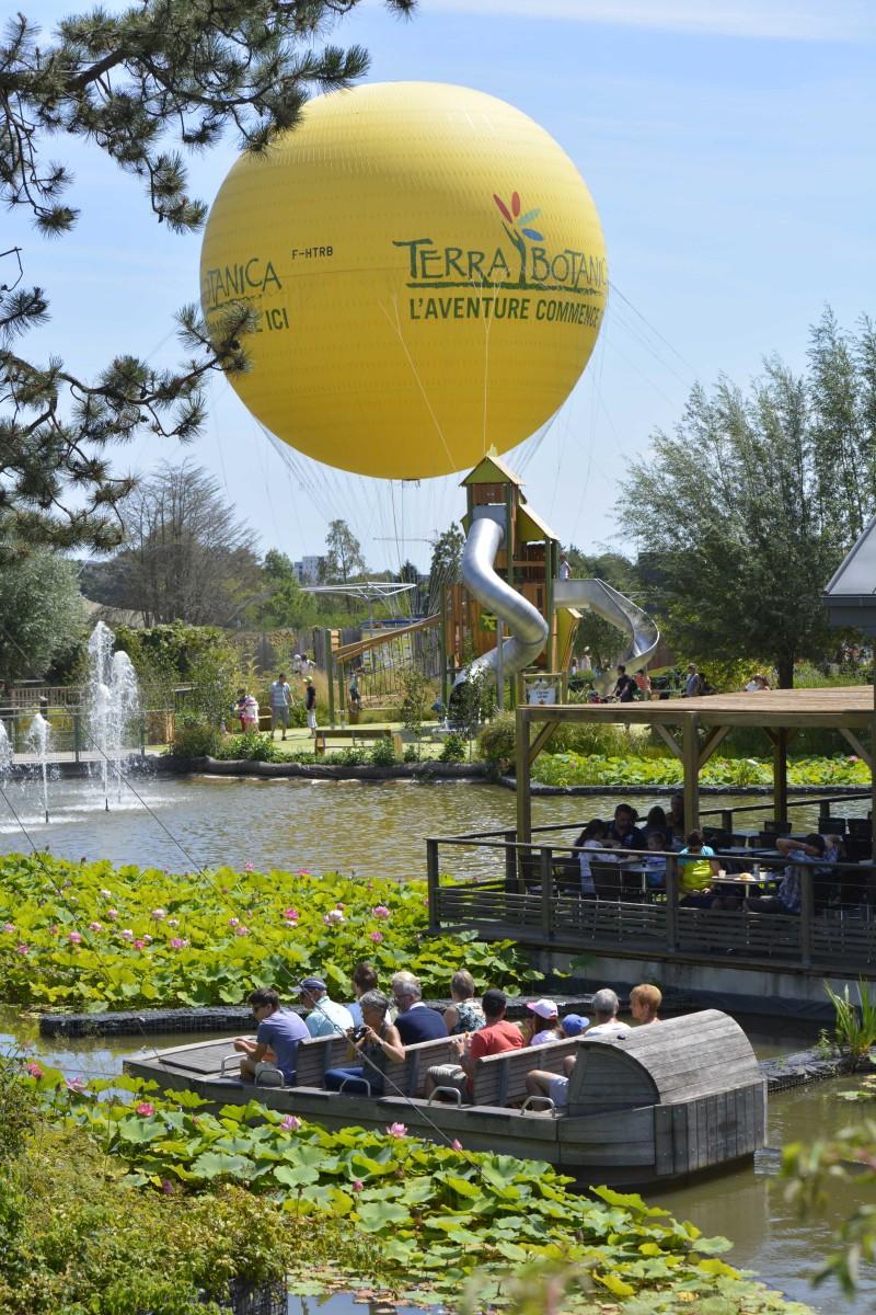 Cholet tourisme terra botanica angers premier parc à thème végétal