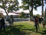 Cholet Tourisme Camping La Ferme Le Garotin Trémentines