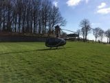 Cholet tourisme helicoptair baptême initiation vol hélicoptère