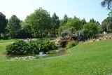 Cholet tourisme Jardin du Mail Nature Promenade Parc lieu de visite