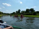 Cholet tourisme lieu de visite espace naturel Lac de Ribou base de loisirs