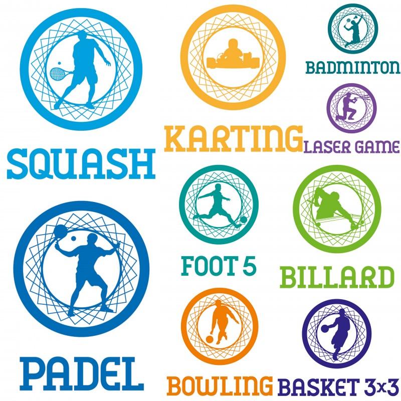 Cholet tourisme activites loisirs sports indoor padel billard karting bowling basket foot lasergame squash