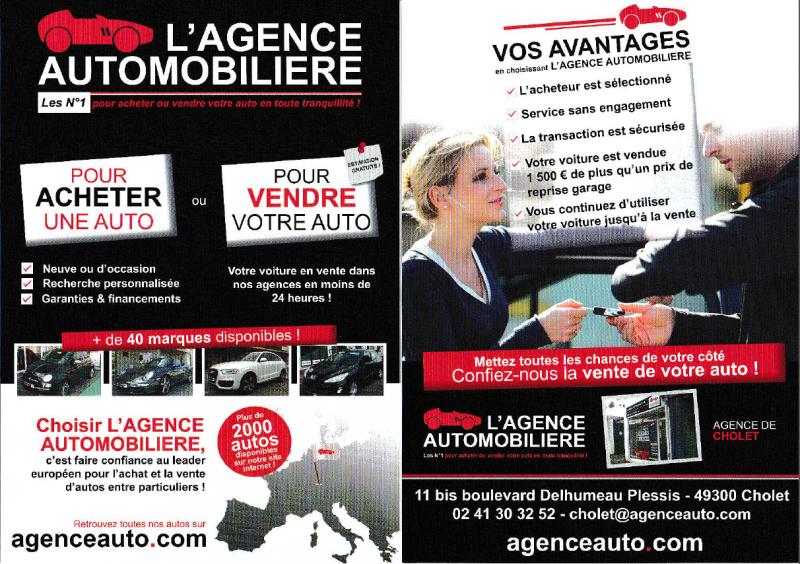 cholet tourisme agence automobiliere