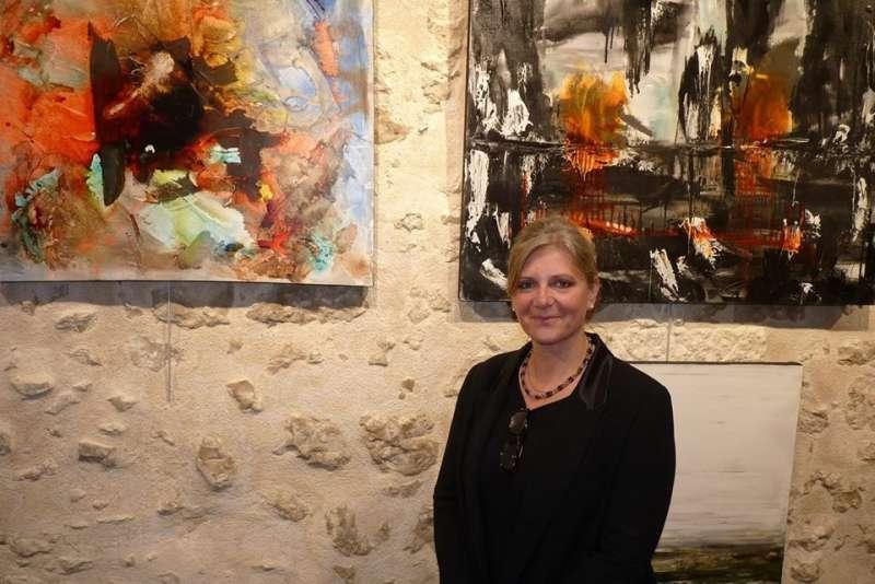 atelier corinne rouveyre artiste peintre galerie d 39 art et lieu d 39 exposition cholet 49300