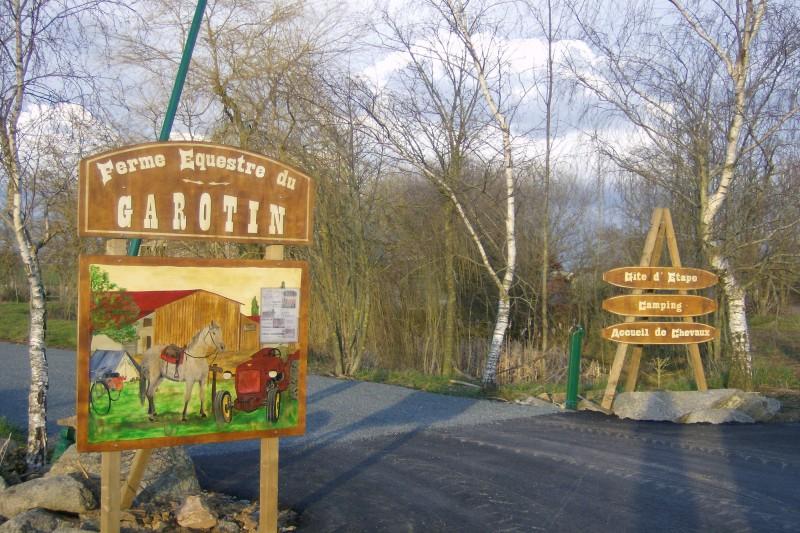 Cholet Tourisme Camping La Ferme Le Garotin Trémentines 49