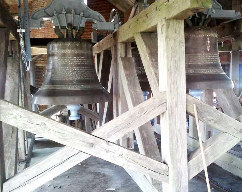 Cholet tourisme église sacré coeur carillon