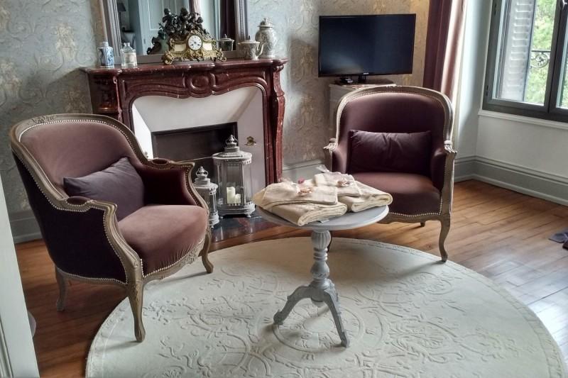 Cholet Tourisme Chambres d'Hôtes Château de Montguéret Nueil-sur-Layon