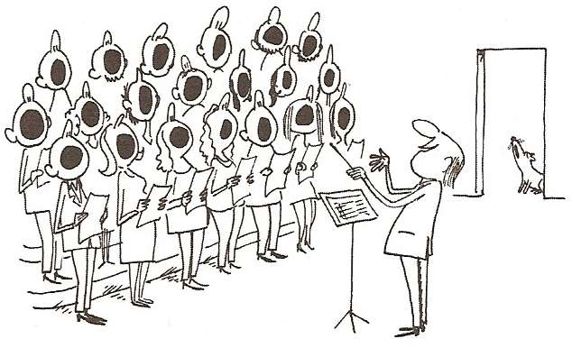 Cholet tourisme association chorale chauds les coeurs 49