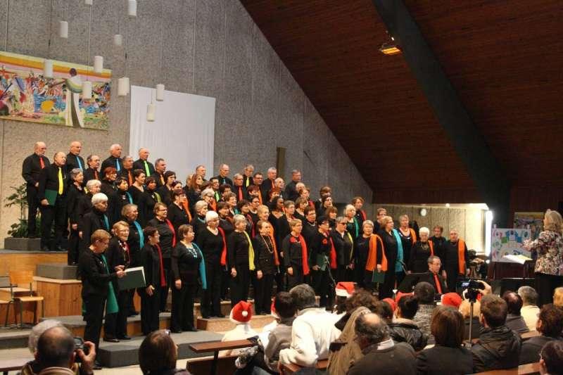 Cholet tourisme activités et loisirs chorale clé des chants Cholet