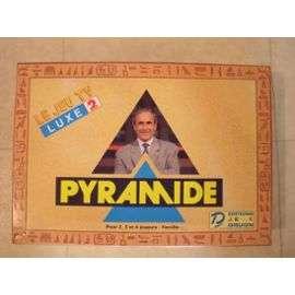 jeu pyramide