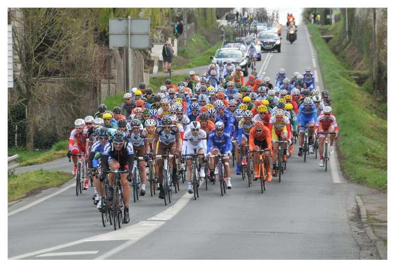 Cholet tourisme activités et loisirs Cholet Pays de Loire course cycliste Cholet