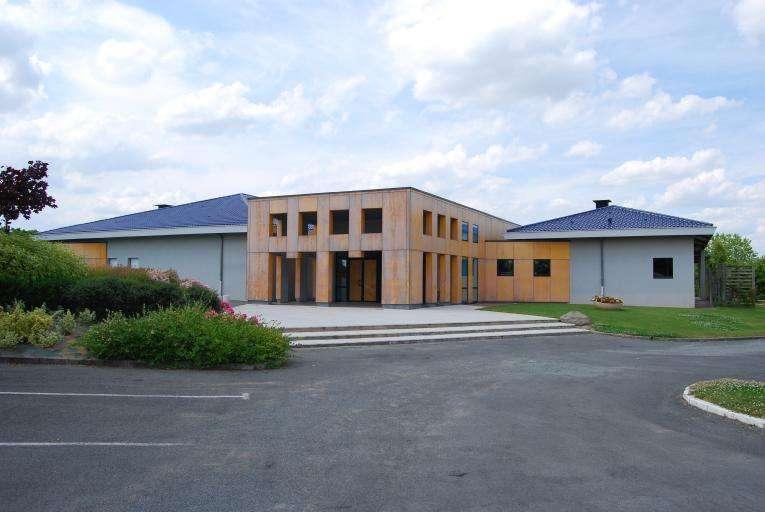 Cholet tourisme activités et loisirs salle Azura 2000 Trémentines