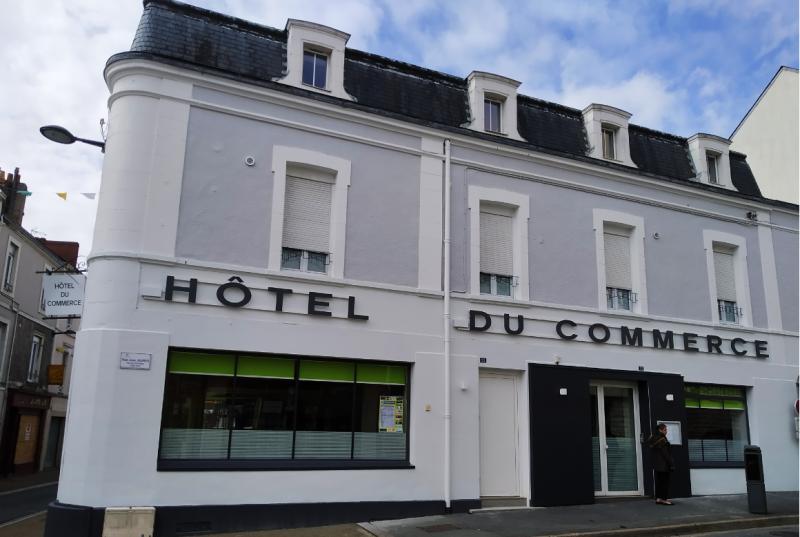 Cholet Tourisme Hôtel Le Commerce Cholet 49