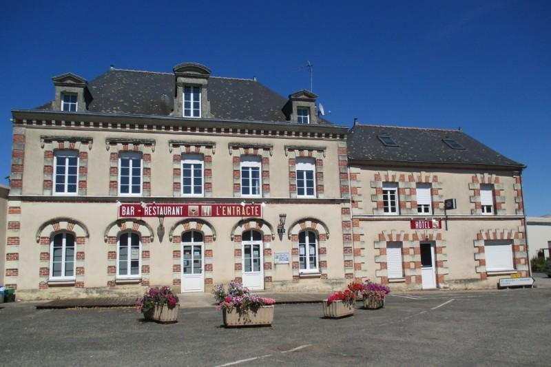 Cholet Tourisme Restaurant Hôtel Bar Traiteur L'Entracte Saint-Paul-du-Bois