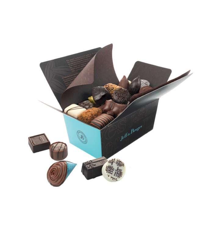 Cholet Tourisme annuaire commerce chocolat jeff de bruges