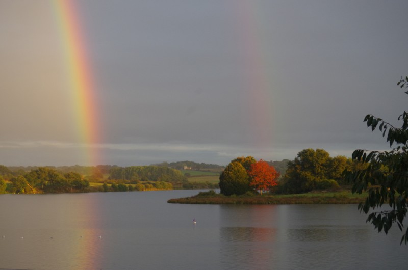 Cholet Tourisme nature lac Ribou