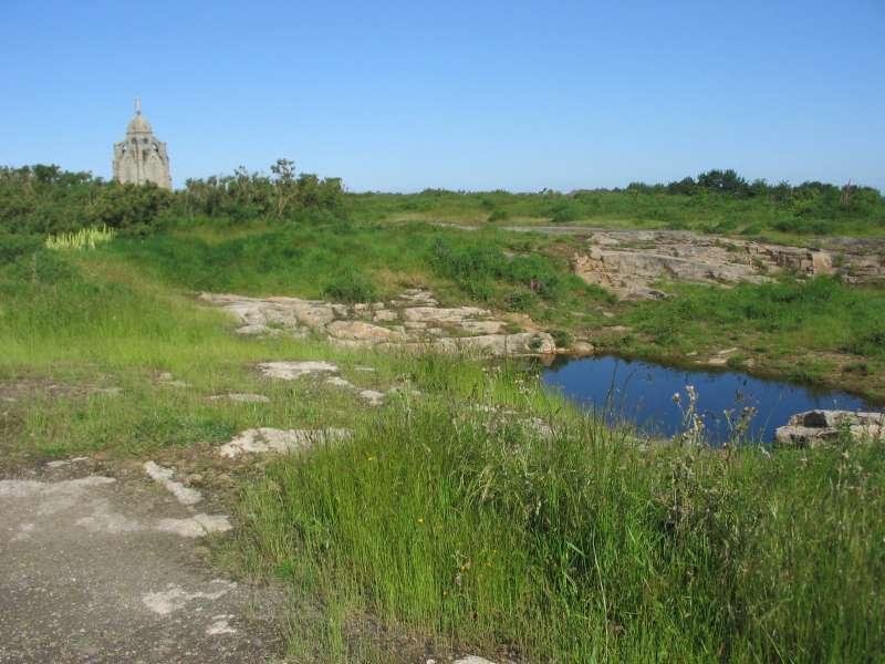 Cholet tourisme nature lieux de visiste randonnée espace naturel la lande du Chêne Rond Le Puy Saint Bonnet